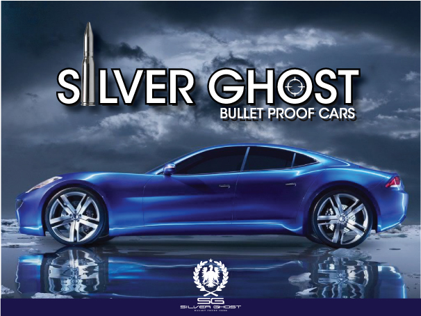 Silver Ghost Bullet Proof